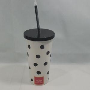 Kate spade 20oz Spotty Dot Insulated Tumbler